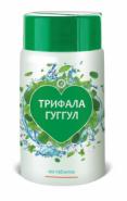 Трифала Гуггул - фитопрепарат для очищения организма (DABUR), 100 табл