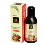 Масло кокосовое с гибискусом для волос, 100 мл Veda Vedica